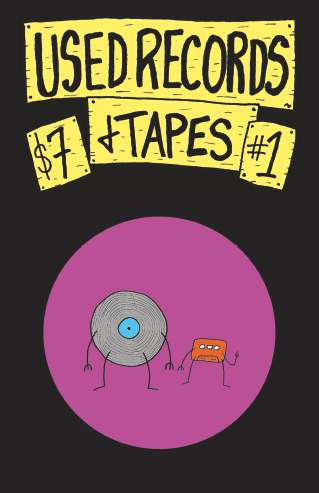 Used Records & Tapes #1